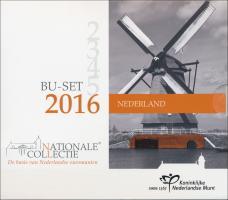 Niederlande Euro-KMS 2016 (BU-Set 2016)