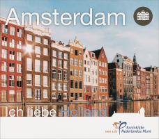 "Niederlande Euro-KMS 2020 ""Amsterdam"" World Money Fair '20"