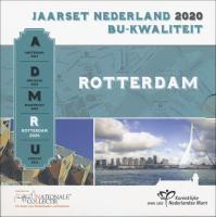 "Niederlande Euro-KMS 2020 ""Rotterdam"" Folder"