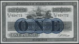 Nordirland / Northern Ireland P.178b 1 Pound 1940 (1)