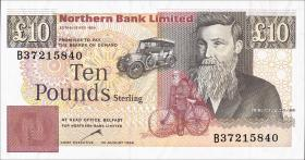 Nordirland / Northern Ireland P.194c 10 Pounds 1996 (1)