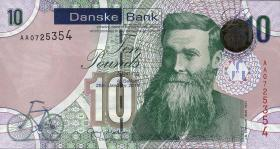 Nordirland / Northern Ireland P.212 10 Pounds 2013 Danske Bank (1)