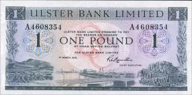 Nordirland / Northern Ireland P.325b 1 Pound 1976 (1)