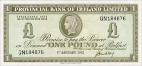 Nordirland / Northern Ireland P.245 1 Pound 1972 (1)