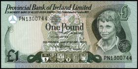 Nordirland / Northern Ireland P.247b 1 Pound 1979 (1)