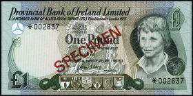 Nordirland / Northern Ireland P.247s 1 Pound 1979 (1)