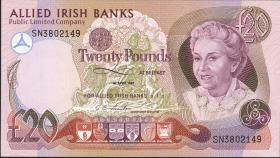 Nordirland / Northern Ireland P.008b 20 Pounds 1987 (1)