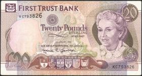 Nordirland / Northern Ireland P.133b 20 Pounds 1996 (3+)