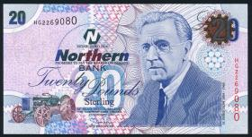 Nordirland / Northern Ireland P.207b 20 Pounds 2006 (1)
