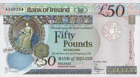 Nordirland / Northern Ireland P.081 50 Pounds 2004 (1)