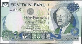 Nordirland / Northern Ireland P.138a 50 Pounds 1998 (1)