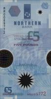 Nordirland / Northern Ireland P.203a 5 Pounds 1999 (1)