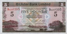 Nordirland / Northern Ireland P.335d 5 Pounds 2007 (1)