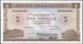 Nordirland / Northern Ireland P.326c 5 Pounds 1988 (2)