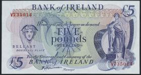 Nordirland / Northern Ireland P.066b 5 Pounds (1980) (1)
