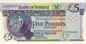 Nordirland / Northern Ireland P.074c 5 Pounds 2000 (1)