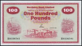 Nordirland / Northern Ireland P.192d 100 Pounds 1980 (1)