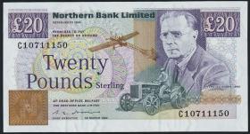 Nordirland / Northern Ireland P.195b 20 Pounds 1993 (1)