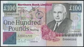 Nordirland / Northern Ireland P.197 100 Pounds 1990 (1)