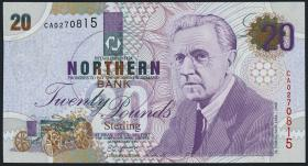 Nordirland / Northern Ireland P.199a 20 Pounds 1997 (1)