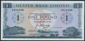 Nordirland / Northern Ireland P.321 1 Pound 1966 (1)