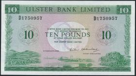 Nordirland / Northern Ireland P.327c 10 Pounds 1988 (1/1-)