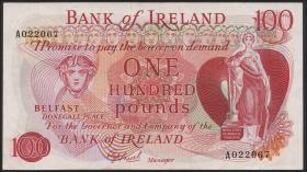 Nordirland / Northern Ireland P.064b 100 Pounds (1978) (1/1-)