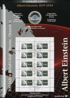 2005/3 Albert Einstein - Numisblatt