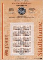 2006/4 Städtehanse - Numisblatt