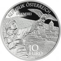 Österreich 10 Euro 2012 Kärnten Silber PP