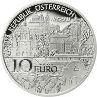 Österreich 10 Euro 2013 Niederösterreich Silber PP