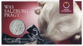Österreich 10 Euro 2014 Salzburg Silber