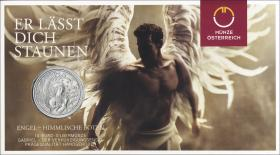 Österreich 10 Euro 2017 Gabriel - Der Verkündigungsengel Silber