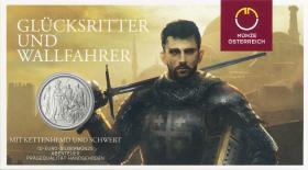 Österreich 10 Euro 2019 Abenteuer Silber