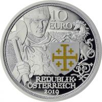 Österreich 10 Euro 2019 Abenteuer Silber PP