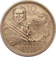 Österreich 10 Euro 2020 Standhaftigkeit prfr