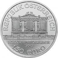Österreich 1,5 Euro 2012 Philharmoniker (Unze)