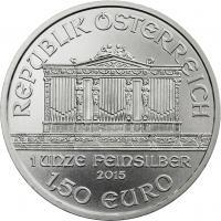 Österreich 1,5 Euro 2015 Philharmoniker (Unze)