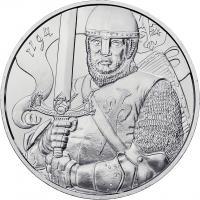 Österreich 1,5 Euro 2019 Leopold V. (Unze)