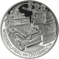 Österreich 20 Euro 2003 Nachkriegszeit