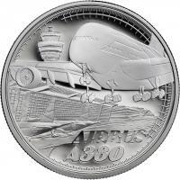 Österreich 20 Euro 2020 Airbus A380 PP