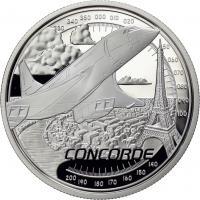 Österreich 20 Euro 2020 Concorde PP