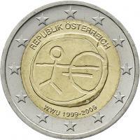 Österreich 2 Euro 2009 WWU