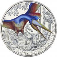 Österreich 3 Euro 2020 Arambourgiana