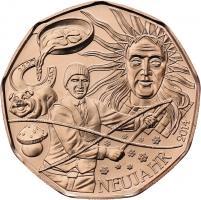 Österreich 5 Euro 2014 Neujahrsmünze