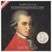 Österreich Euro-KMS 2003