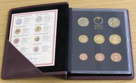 Österreich Euro-KMS 2004 PP