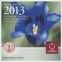 Österreich Euro-KMS 2013