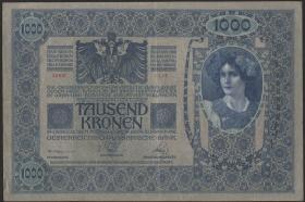 Österreich / Austria P.008a 1000 Kronen 1902 (2)