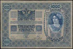 Österreich / Austria P.008a 1000 Kronen 1902 (3)